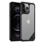 ShieldCase® Carbon Shock Case iPhone 13 Mini (zwart)