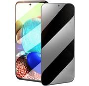 ShieldCase® Tempered Glass Privacy Screenprotector Samsung Galaxy A71