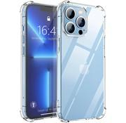 ShieldCase® Shock case iPhone 13 Pro (transparant)