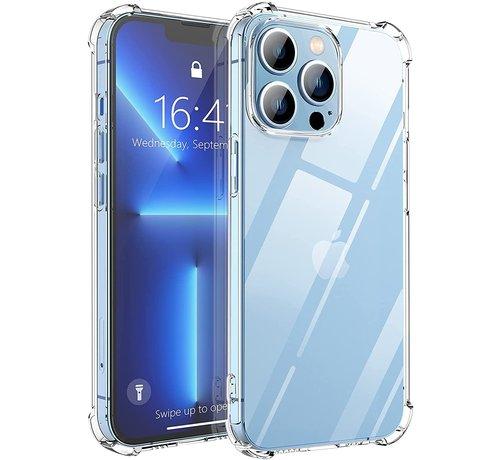 ShieldCase® ShieldCase Shock case iPhone 13 Pro (transparant)