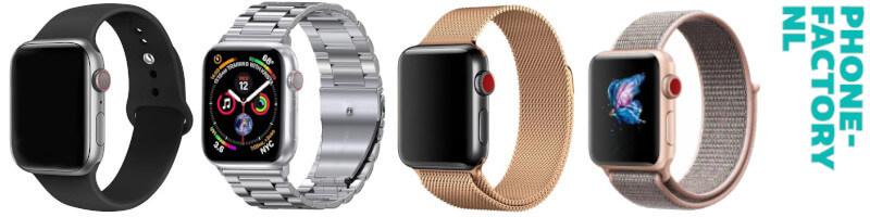 Apple Watch Bandje als sinterklaas cadeau