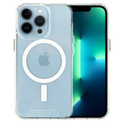 ShieldCase® iPhone 13 Pro Max MagSafe hoesje (transparant)