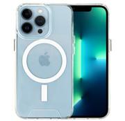 ShieldCase® iPhone 13 Pro MagSafe hoesje (transparant)