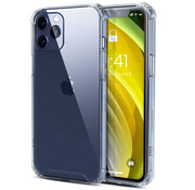 ShieldCase® Shock case iPhone 12 - 6.1 inch (transparant)