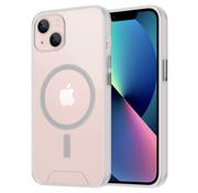 ShieldCase® iPhone 13 Mini MagSafe hoesje (transparant)