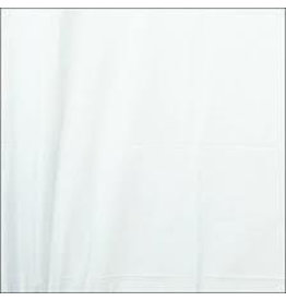 Fondali Fondali background cloth 3.00 x 6.00 mtr. #608 Solid White