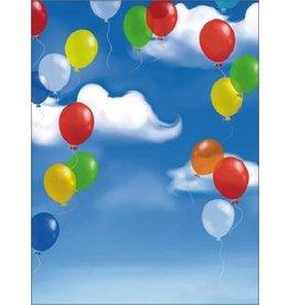 Fondali Fotografie Achtergrond Ballon 1.50 x 2.00 m