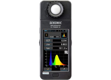 Lightmeters & colormanagement