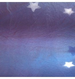 Comet Handpainted Background Moon and Stars 150 x 200cm.