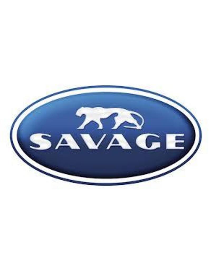 Savage Savage Achtergrondpapier op rol 1.38 x 11m Super White  # 01