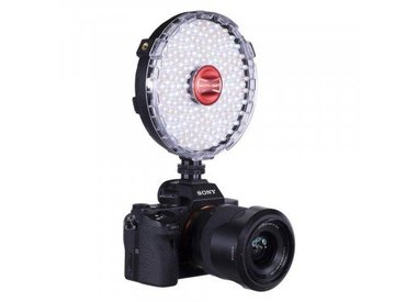 LED camera lighting