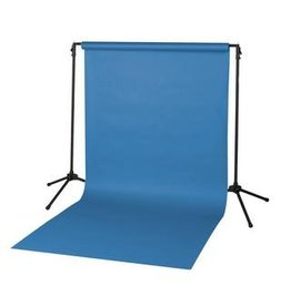 Savage Background Paper 2.72 x 11m Country Blue # 10