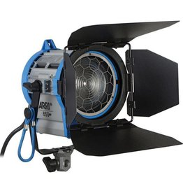 Arri Lighting Arri 650 Plus Fresnel Spot + Cable with schuko