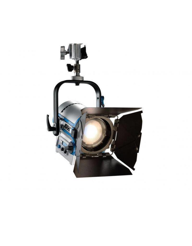 Arri Lighting Arri L5-TT LED Fresnel Stand-Mount Schuko 3m Blue/Silver
