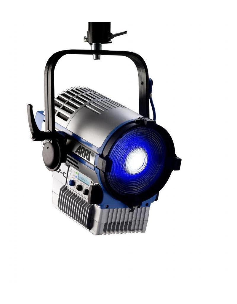 Arri Lighting Arri L7-C LE2 LED Fresnel Hanging BE Blue/Silver