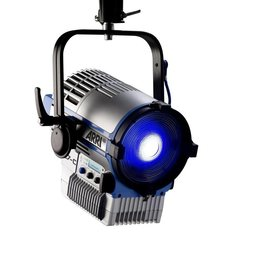 Arri Lighting Arri L7-C LE2 LED Fresnel Color Controllable (Silver/Blue, Stand Mount)