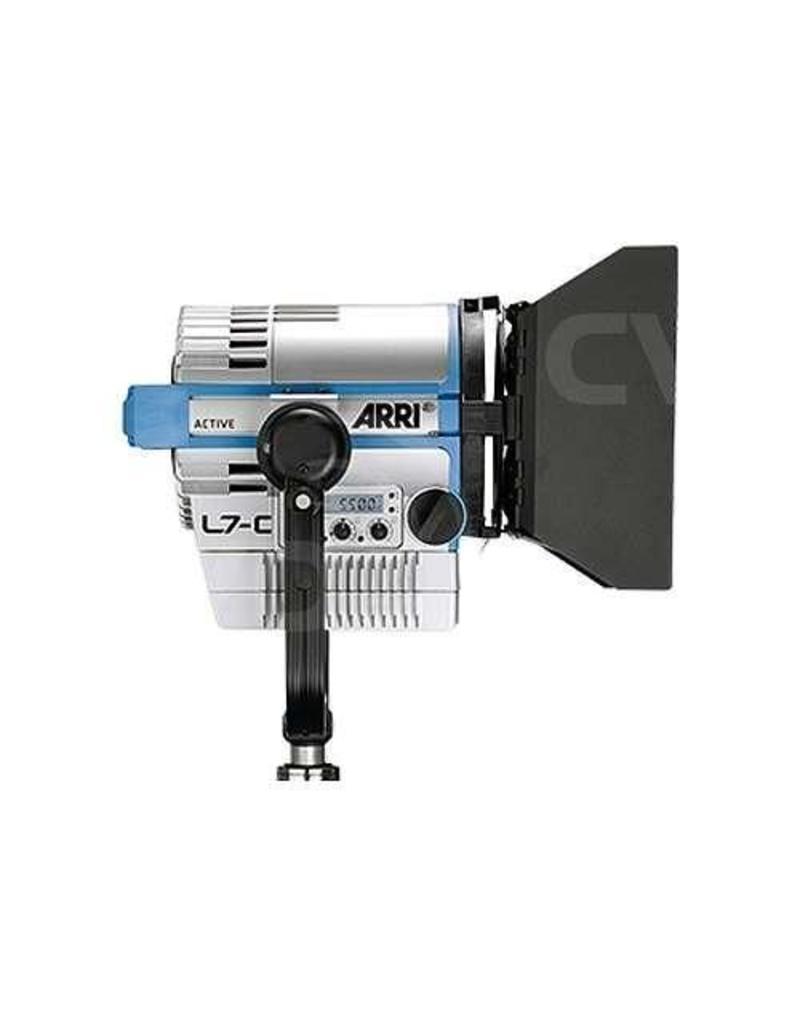 Arri Lighting Arri L7-C LE2 LED Fresnel Instelbare kleur (Silver/Blue, Stand Mount)
