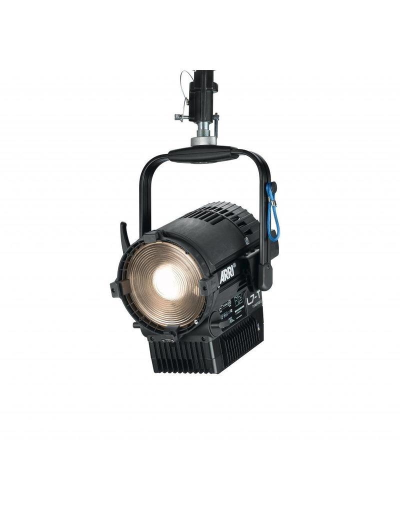 Arri Lighting Arri LED Fresnel L7-C LE2  Color Controllable PO (Black)