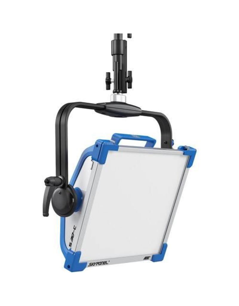 Arri Lighting Arri SkyPanel S30-C LED Soft light panel Manual Blue-Silver