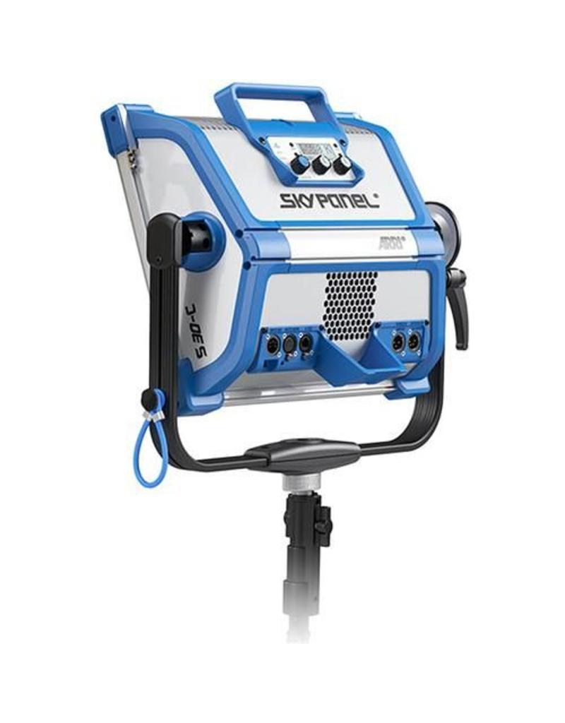 Arri Lighting Arri SkyPanel S30-C LED Soft light Pole Operation Blue-Silver