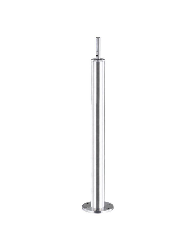 3D-Viz Column 77cm Stainless Steel