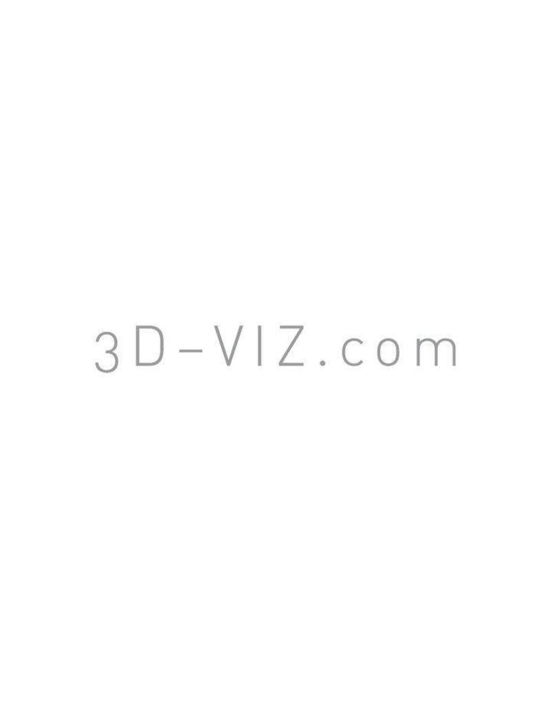 3D-Viz 3D-VIZ Houder voor hangende lichtgewicht objecten