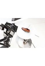3D-Viz 3D-VIZ Opnameplaat met positioneringshulp ø 66cm glanzend oppervlak