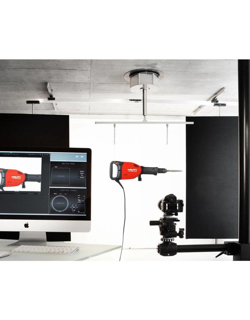 3D-Viz 3D-VIZ ATM360 TOOL opnametafel