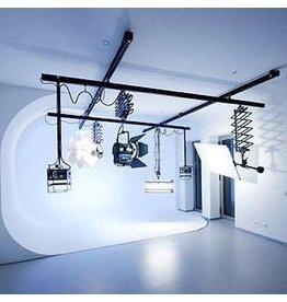 Bacht Bacht Sky track system 5 x 4 meter + 3 pantographs