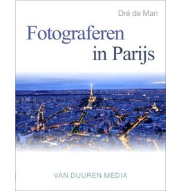 Van Duuren Media Fotograferen in Parijs  Dre de Man