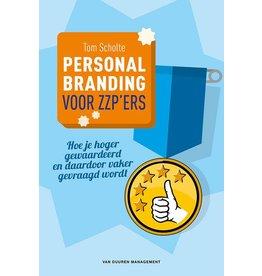 Van Duuren Media Personal Branding voor ZZP'ers Tom Scholte