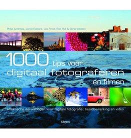 Librero 1000 tips voor Digitaal fotograferen Op =Op