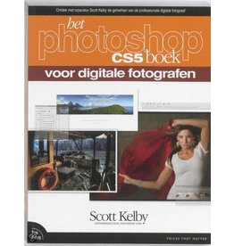 Photoshop CS5 boek voor digitale fotografen - Scott Kelby
