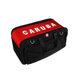 Caruba The Caruba BigBag is a professional video- and/or studio bag. The bag has a high quality and it's specially developed to transport and protect your studio- and flash system. Besides a safe transport you can adjust the inside of the bag as you wish. The ba