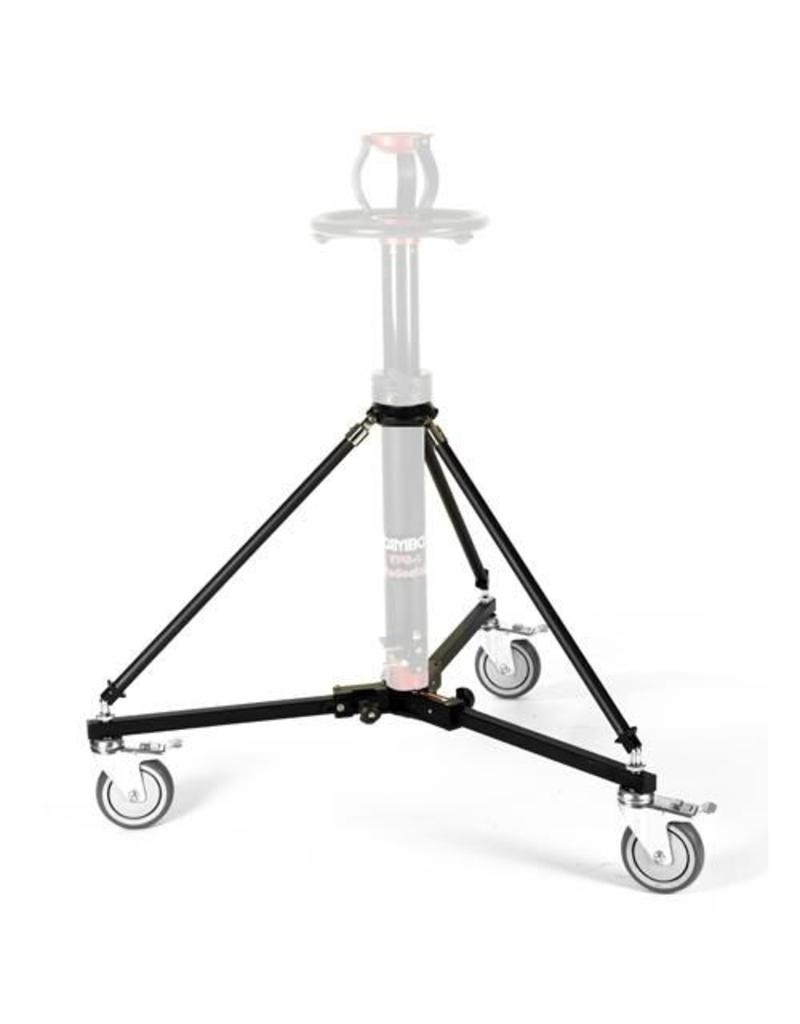 Cambo Cambo Dolly VPD-9 voor Pedestal (incl. Spider)