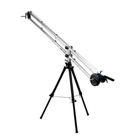 Cambo The Artes MPT Video Boom System provides a steady camera platform for the starting videographer. The system is delivered as a kit, partly mounted.After the first set-up, supported by a very clear instruction, there is only one key necessary for quick moun