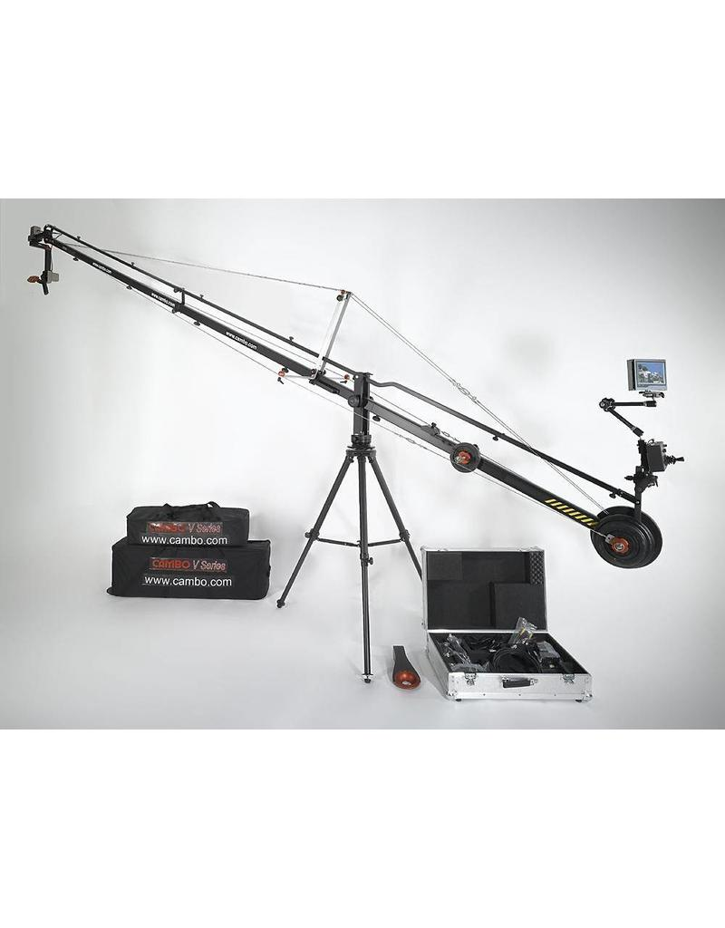 Cambo Cambo Professional Video Crane Kit V40-200-60 Basic + 2 m Extension