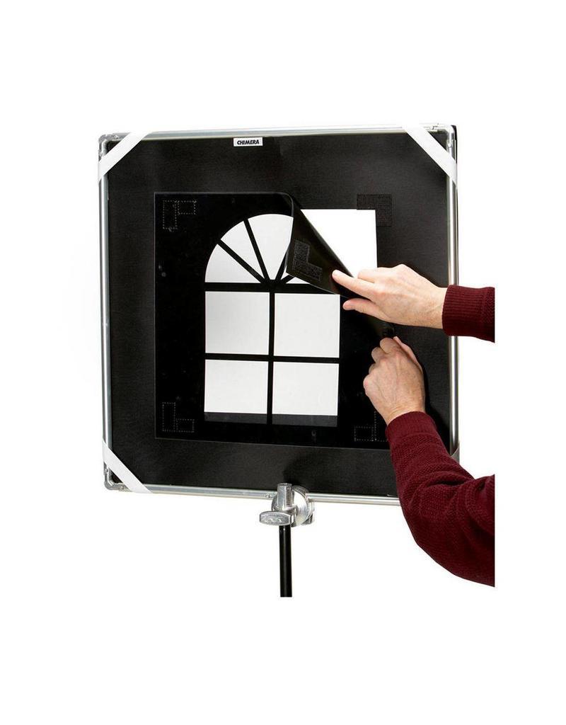 Chimera Chimera Domino Window Pattern