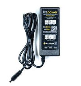 Cineo Light Cineo Lighting power supply voor  Matchstix/LiteGear (12V, 8A) PSU