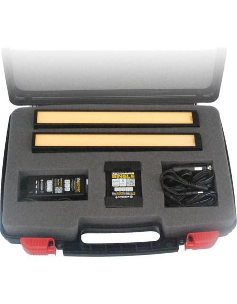 "Cineo Light Cineo Matchstix 12"" Double Power Kit"