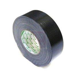Nichiban Gaffer Tape Nichiban 50mm / 50 mtr. zwart
