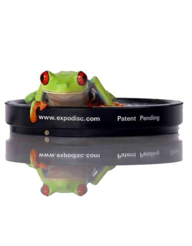 Elinchrom Expodisc Witbalans Filter 82 mm.
