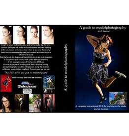 Frank Doorhof DVD A guide to modelphotography NL