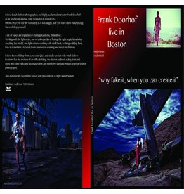 Live in Boston DVD van Frank Doorhof