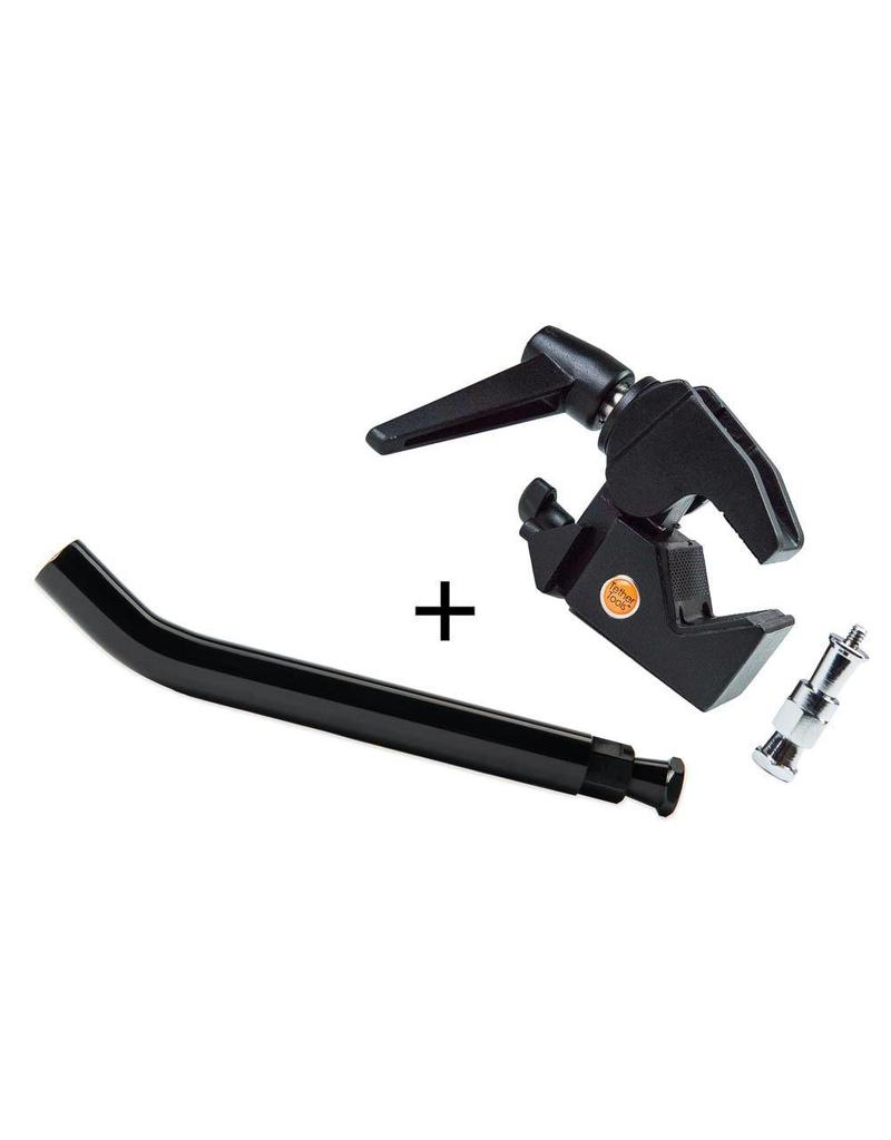 Rock Solid Utility Arm + Clamp Kit