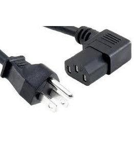 Elinchrom Elinchrom Power Cord C13 angled for US (NEMA 5-15)/5m