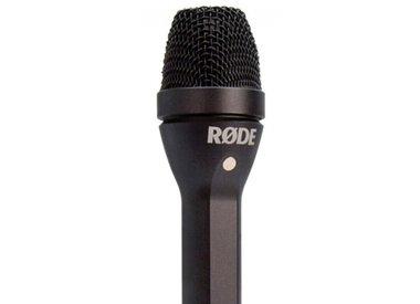 Hand microphones