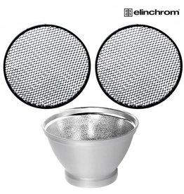 Elinchrom Elinchrom Reflector 21 cm + 2 Grids 30° & 20°