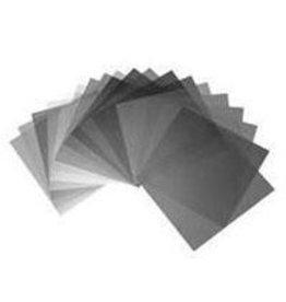 Elinchrom Elinchrom diffuser filter set (5 st.) 44 x 44cm.