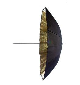 Elinchrom Elinchrom Professionele paraplu goud ø 105 cm Aanbieding OP=OP